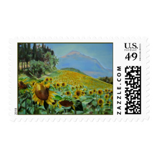 Full Bloom Postage