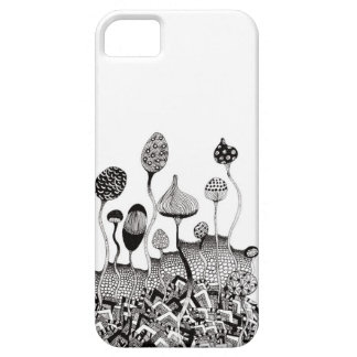 Full-blown flowers iPhone 5 case