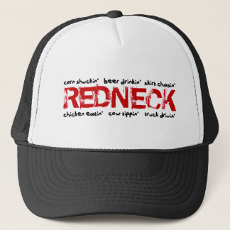 Full Blown Redneck Trucker Hat
