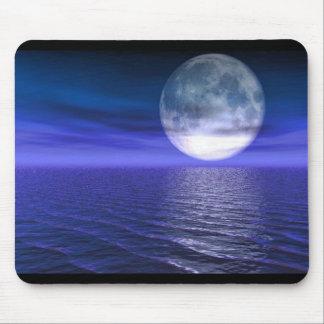 Full Blue Moon Mousepads