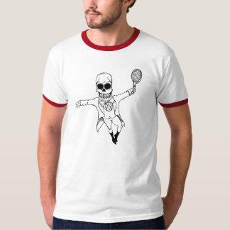 FULL BODY CONTACT NO LOVE TENNIS present Tee Shirt