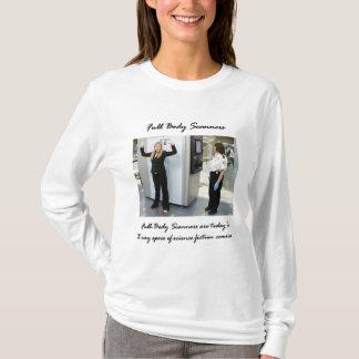 Full Body Scanner T-Shirt