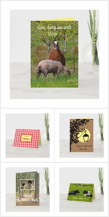Full Card Shop: Nature, Garden, Country Scenes