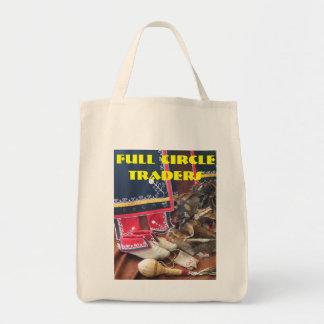 Full Circle Traders Grocery Tote Bag