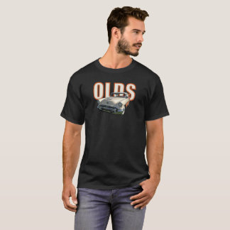 Full color '55 Olds t-shirt