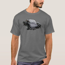 Full color '63 Corvette Split Window T-Shirt