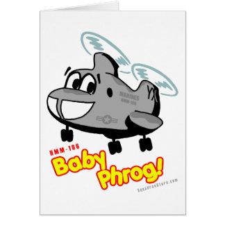 Full-Color Baby Phrog Card