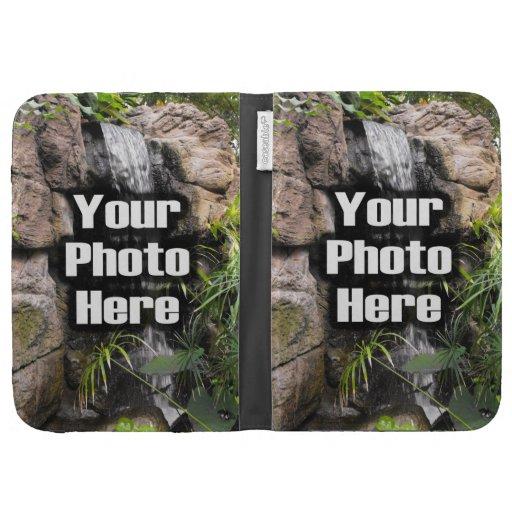 Full-Color Digital Picture Kindle Case