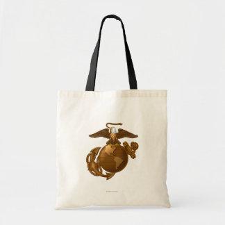 Full-Color EGA - Bronze Budget Tote Bag