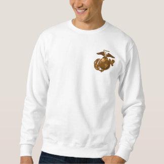 Full-Color EGA - Bronze Sweatshirt