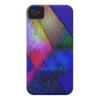 Full color iPhone 4 cover for Zachary