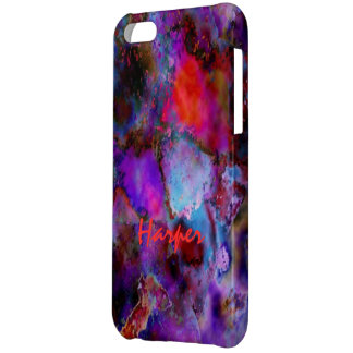 Full Color iPhone 5 Glossy finish case for Harper Cover For iPhone 5C