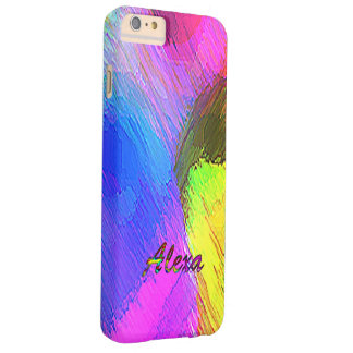 Full color iPhone cover for Alexa