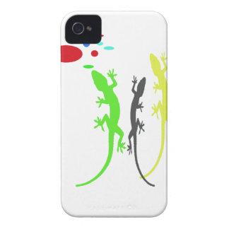 Full Color Lizard Case-Mate iPhone 4 Cases