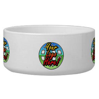 Full Color Logo Corporate Gift Custom Bowl