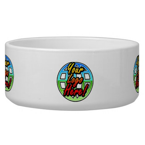 Full Color Logo Corporate Gift Custom Bowl