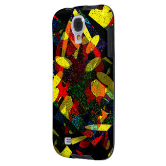 Full Colored Samsung Galaxy S4 case