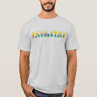 Full Cord Bluegrass T-Shirt