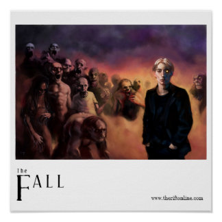 Full Cover Illustration from The Fall Print