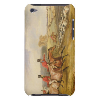 Full Cry, Bachelor's Hall, 1835 (oil on canvas) iPod Case-Mate Case