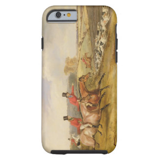 Full Cry, Bachelor's Hall, 1835 (oil on canvas) Tough iPhone 6 Case