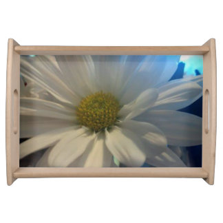 """""""FULL DAISEY SERVING TRAY"""" SERVING TRAY"""