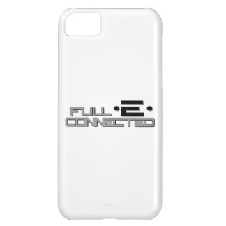 Full-E Connected Logo iPhone 5C Covers