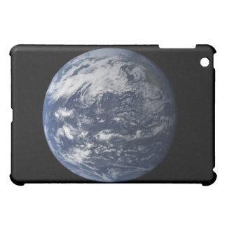 Full Earth centered over the Pacific Ocean iPad Mini Case