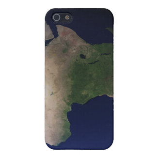 Full Earth showing Africa, Europe, & Middle Ea Case For iPhone SE/5/5s