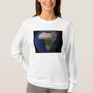 Full Earth showing Africa, Europe, &  Middle Ea T-Shirt
