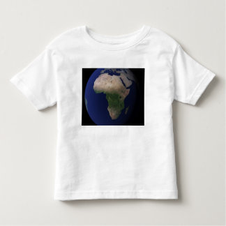 Full Earth showing Africa, Europe, &  Middle Ea Toddler T-shirt