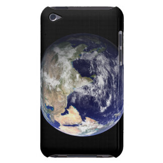 Full Earth showing Europe and Asia iPod Touch Case-Mate Case