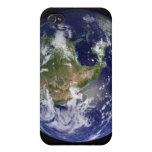 Full Earth showing North America 4 Case For iPhone 4