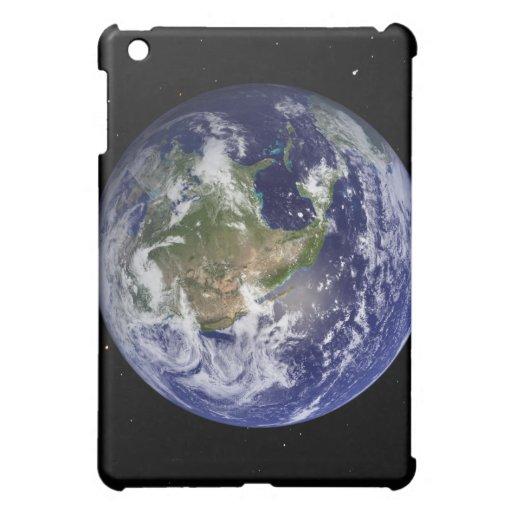Full Earth showing North America 4 iPad Mini Cover