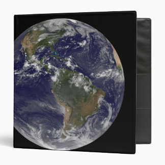 Full Earth showing North America and South Amer 2 Binder