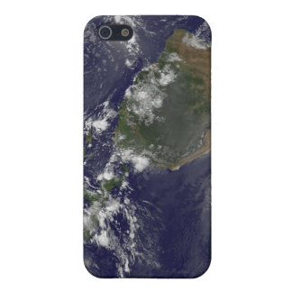 Full Earth showing North America and South Amer 2 Cover For iPhone SE/5/5s