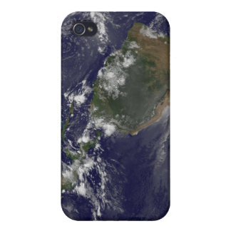 Full Earth showing North America and South Amer 2 iPhone 4 Covers