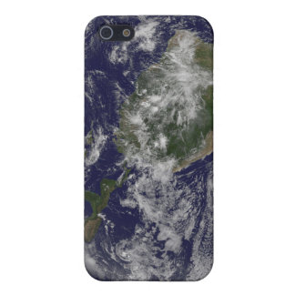 Full Earth showing North America and South Amer 4 Case For iPhone SE/5/5s