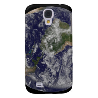 Full Earth showing North America and South Amer 4 Samsung Galaxy S4 Case