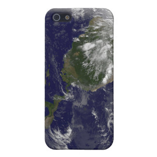 Full Earth showing North America and South Amer 5 Cover For iPhone SE/5/5s