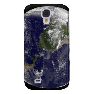 Full Earth showing North America and South Amer 5 Galaxy S4 Cover