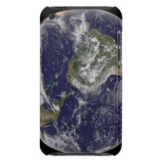 Full Earth showing North America and South Amer 6 Barely There iPod Case