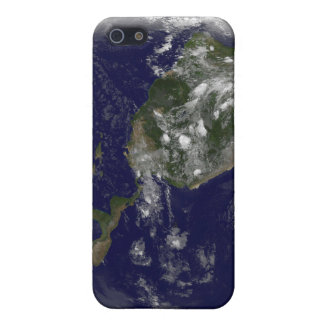 Full Earth showing North America and South Amer 7 Case For iPhone SE/5/5s