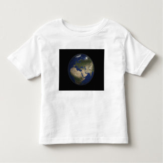 Full Earth view of Africa, Europe, and Middle E T-shirt
