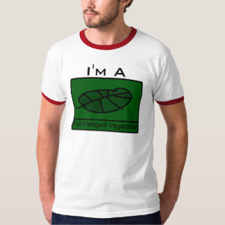 Full Fledged Vegetarian - T-Shirt