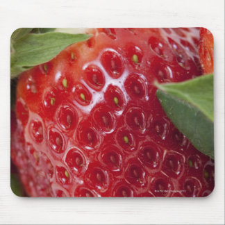 Full frame close-up of a Strawberry Mouse Pad