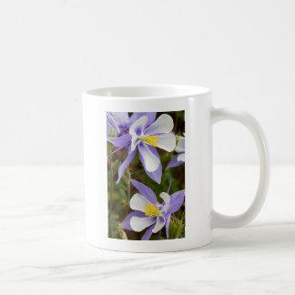 Full Frame Columbine Coffee Mug