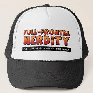 Full Frontal Nerdity Trucker Hat