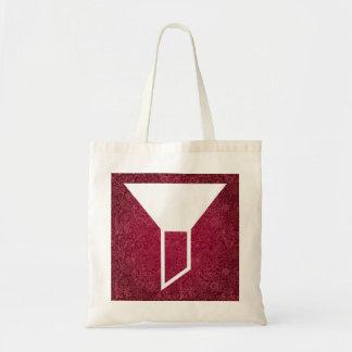 Full Funnels Minimal Budget Tote Bag