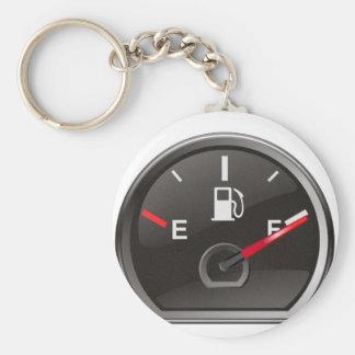 Full Gas Tank Keychain